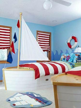 camera cu pat vaporas