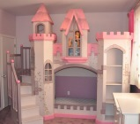 Modele de paturi pentru copii pe care orice fetita si le-ar dori