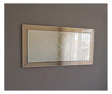 Oglinda de perete aurie