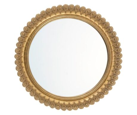 Oglinda de perete rotunda