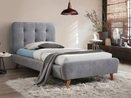 Pat dormitor pentru o persoana Tiffany
